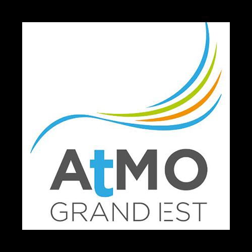 Logo Atmo Grand Est