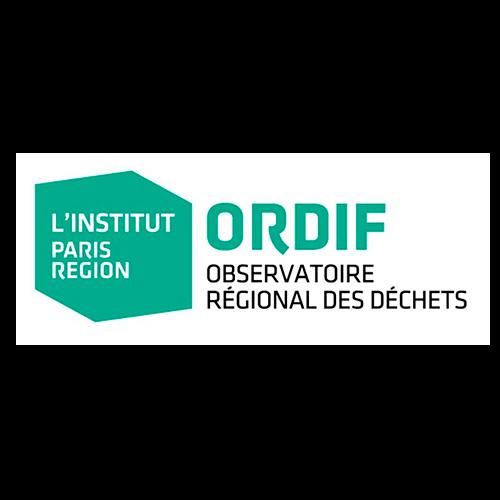 Logo ORDIF