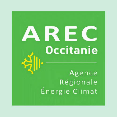 Logo AREC Occitanie